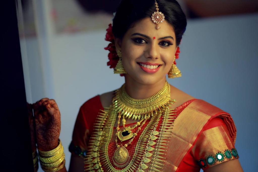 Manjusha Hindu Bride
