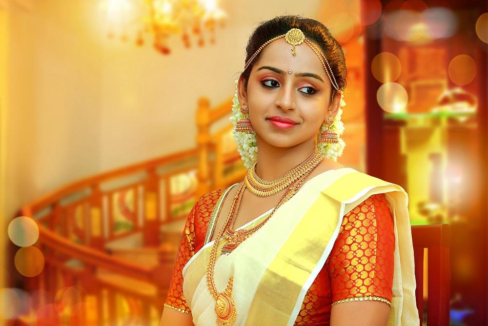 Sunitha Hindu Bride
